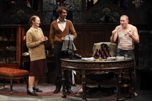 Cindy Pierre's Stage and Cinema review of THE FREEDOM OF THE CITY at Irish Repertory Theatre in NYC