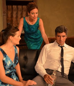 Jesse David Corti's Stage and Cinema review of DANGEROUS CORNER-Crown City Theatre-Los Angeles