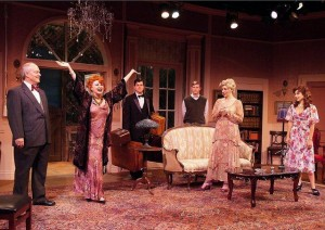 Thomas Antoinne's Stage and Cinema review of Theatre 40's THE CIRCLE in Beverly Hills