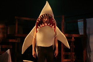 Lawrence Bommer's Stage and Cinema review of ALLL THAT JAWS at Theater Wit in Chicago