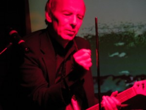 Tom Chaits' Stage and Cinema Interview with Theremin virtuoso Eric Ross
