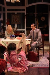 Thomas Antoinne's Stage and Cinema review of Antaeus' production of You Can't Take It With You in Los Angeles