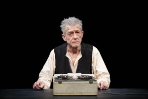 Jason Rohrer's Stage and Cinema review of KRAPP'S LAST TAPE at The Kirk Douglas in Los Angeles