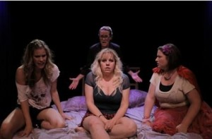 Paul Birchall's Stage and Cinema review of POTENTIAL SPACE at Theatre of Note in Hollywood