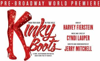 Post image for Chicago Theater Review: KINKY BOOTS (Bank of America Theatre)