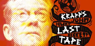 Post image for Theater Review: KRAPP'S LAST TAPE (Kirk Douglas Theatre in Culver City)