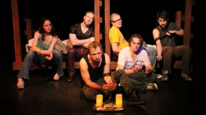 Lawrence Bommer's Stage and Cinema review of TRAINSPOTTING USA at Theater Wit, Chicago