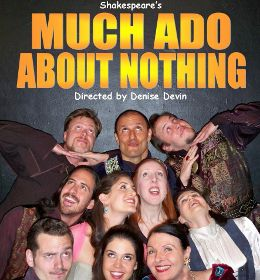 Post image for Los Angeles Theater Review: MUCH ADO ABOUT NOTHING (Zombie Joe's Underground)