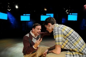 Tony Frankel's Stage and Cinema review of Neighborhood 3: Requisition of Doom at Strawdog in Chicago