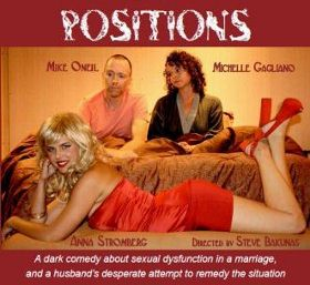 Post image for Off-Off-Broadway Theater Review: POSITIONS (Roy Arias Studio Theater)