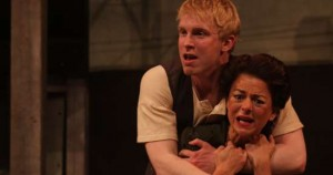 Paul Birchall's Stage and Cinema review of the Globe's HAMLET on US Tour