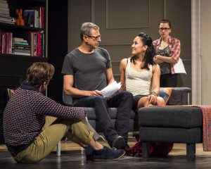 Ella Martin's Stage and Cinema review of SEMINAR at the Ahmanson in Los Angeles