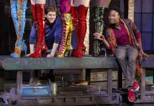 Lawrence Bommer's Stage and Cinema review of KINKY BOOTS in Chicago