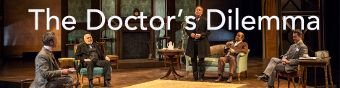 Post image for Los Angeles Theater Review: THE DOCTOR'S DILEMMA (A Noise Within)