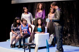 Tony Frankel's Stage and Cinema review of Black Ensemble Theater's One Name Only (A Different Kind of Reality Show) in Chicago