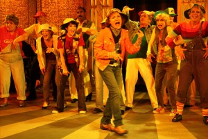 Tom Chaits' Stage and Cinema review of THE BEAT GOES ON! at Arena Stage in Hollywood
