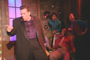 Dan Zeff's Stage and Cinema review of SMOKEY JOE'S CAFE at Theo Ubique in Chicago