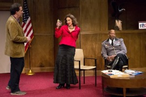 Heresy by A R Gurney at the Flea - directed by Jim Simpson - Off Broadway Theater Review