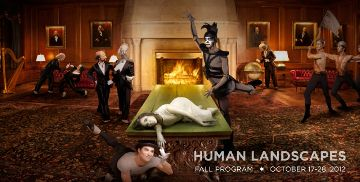 Post image for Chicago Dance Feature: HUMAN LANDSCAPES (Joffrey Ballet)