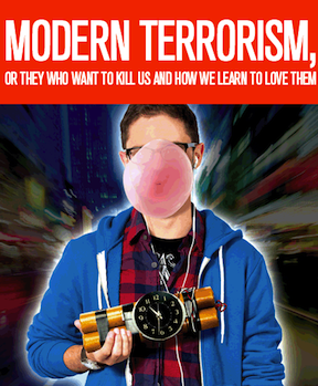 Post image for Off Broadway Theater Review: MODERN TERRORISM (2econd Stage Theatre)