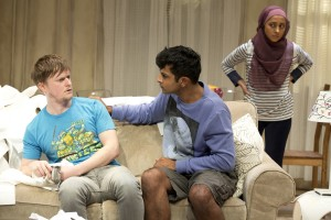 Off Broadway Theater Review by Harvey Perr - Joe Kern's Modern Terrorism or They Who Want To Kill Us and How We Learn to Love Them – directed by Peter Dubois – at the 2nd Stage Theatre