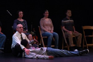 Off Broadway Theater Review, Richard Maxwell, Neutral Hero, The Kitchen in New York