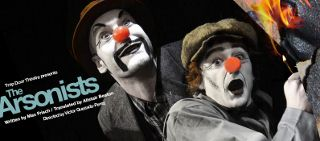 Post image for Chicago Theatre Review: THE ARSONISTS (Trap Door)