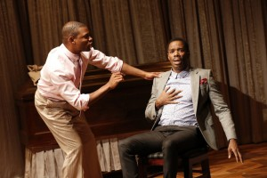 Off Broadway Theater Review, Wild With Happy by Colman Domingo, the Public Theatre
