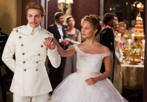 Kevin Bowen's Stage and Cinema film review of ANNA KARENINA