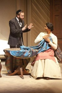 Tony Frankel's Stage and Cinema feature of INTIMATE APPAREL at Pasadena Playhouse