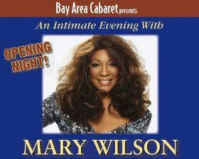 Post image for San Francisco Cabaret Review: MARY WILSON (Fairmont Venetian Room)