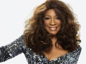 Maurice Kelly's Stage and Cinema review of Bay Area Cabaret's An Intimate Evening with Mary Wilson at the Fairmont Venetian Room in San Francisco