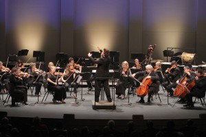 Jesse David Corti's Stage and Cinema review of Benjamin Wallfisch and Los Angeles Chamber Orchestra at Royce Hall in Los Angeles