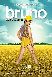 Post image for Movie Review: BRÜNO (directed by Larry Charles)