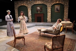 Lawrence Bommer's Stage and Cinema review of Remy Bumppo's YOU NEVER CAN TELL at Greenhouse Theater in Chicago