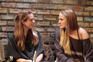 John Todd's Stage and Cinema review of HICKORYDICKORY at Moxie in San Diego