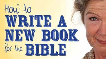 Post image for Los Angeles/Regional Theater Review: HOW TO WRITE A NEW BOOK FOR THE BIBLE (South Coast Rep in Costa Mesa)