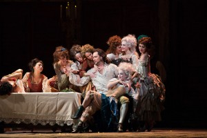 Cindy Pierre's Stage and Cinema review of DON GIOVANNI at the Met in New York