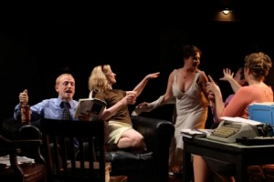 Tony Frankel's Stage and Cinema feature of GATZ at REDCAT in Los Angeles