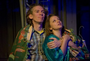 Lawrence Bommer's Stage and Cinema review of Welcome Home, Jenny Sutter at Next Theatre in Evanston, Chicago