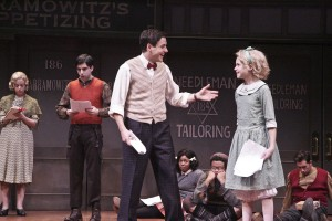Tony Frankel's Stage and Cinema preview of Geffen Playhouse's CONEY ISLAND CHRISTMAS in Los Angeles