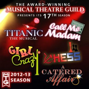 Tony Frankel's Stage and Cinema review of Musical Theatre Guild's Call Me Madam in Los Angeles