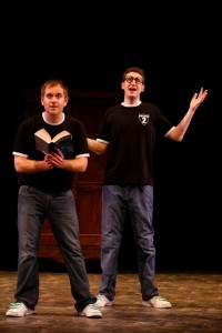 Dan Zeff's Stage and Cinema review of Potted Potter at the Broadway Playhouse in Chicago