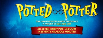 Post image for Chicago Theater Review: POTTED POTTER (Broadway Playhouse)