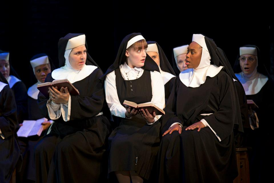Theater Review Sister Act National Tour