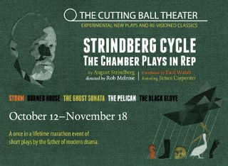 Post image for San Francisco Theater Preview: STRINDBERG CYCLE: THE CHAMBER PLAYS IN REP (Cutting Ball Theater)
