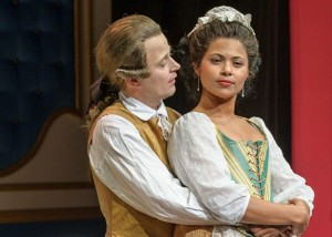 Oliver Conant's Stage and Cinema Off-Broadway review of Figaro at Pearl Theatre