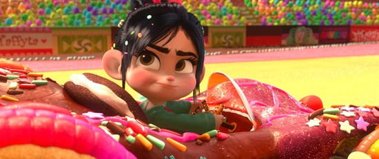 sugar rush gameplay vanellope