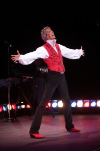 Tony Frankel's Stage and Cinema preview of Tommy Tune – Taps, Tunes and Tall Tales at The Venetian Room in San Francisco