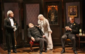 Tony Frankel's Stage and Cinema preview of Strindberg Cycle: The Chamber Plays in Rep at Cutting Ball in San Francisco